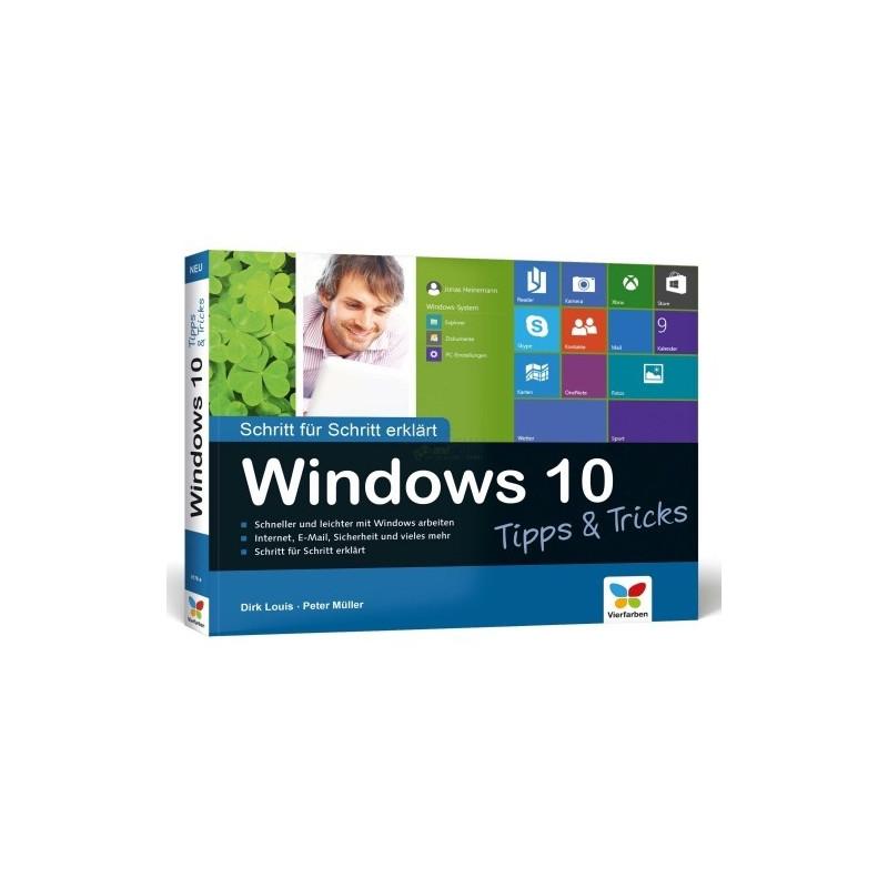 Vierfarben Verlag Windows 10 Tipps und Tricks