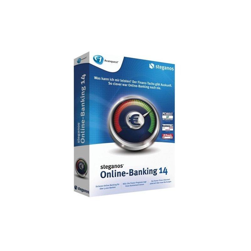 Steganos Online-Banking 14 Vollversion MiniBox