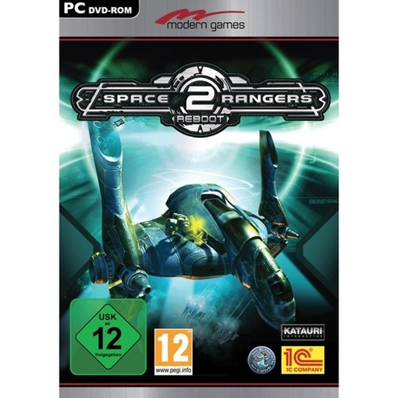MicroApplication Space Rangers 2: Reboot (PC) Englisch