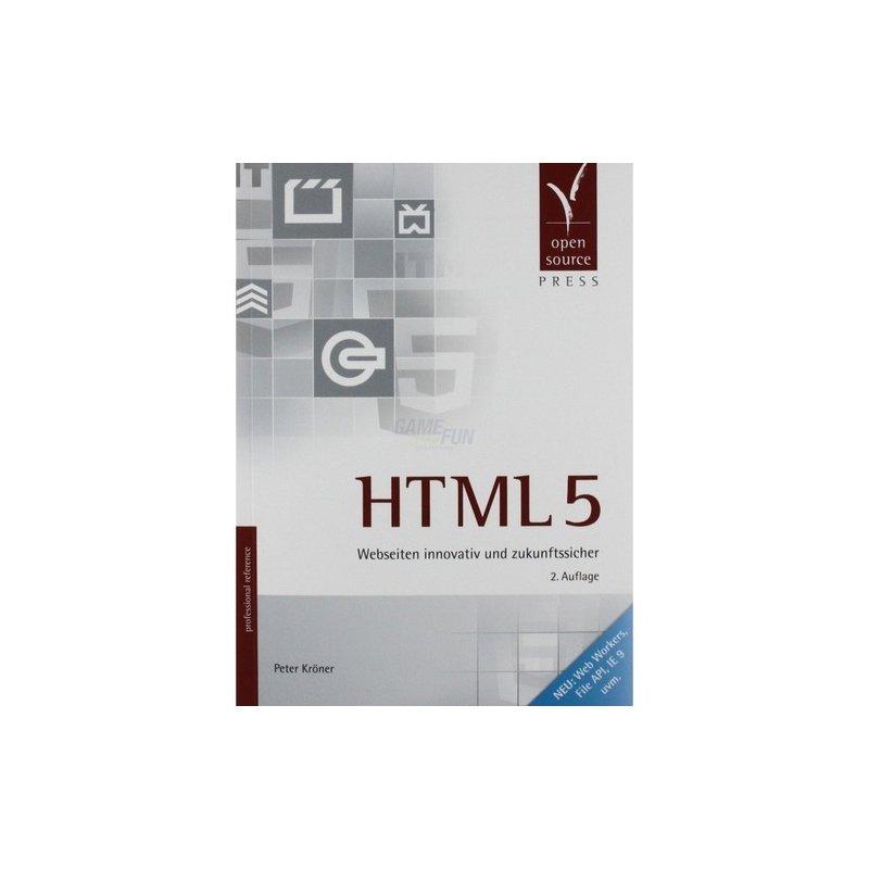 Open Source Press HTML5