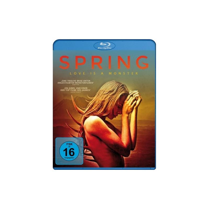 KochMedia Spring - Love is a Monster (Blu-ray)