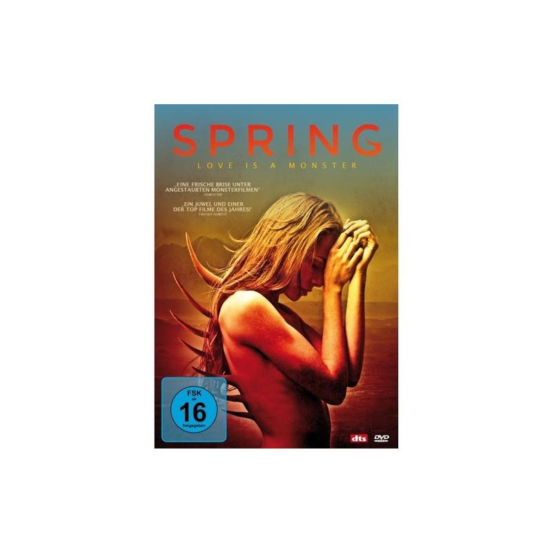 KochMedia Spring - Love is a Monster (DVD)
