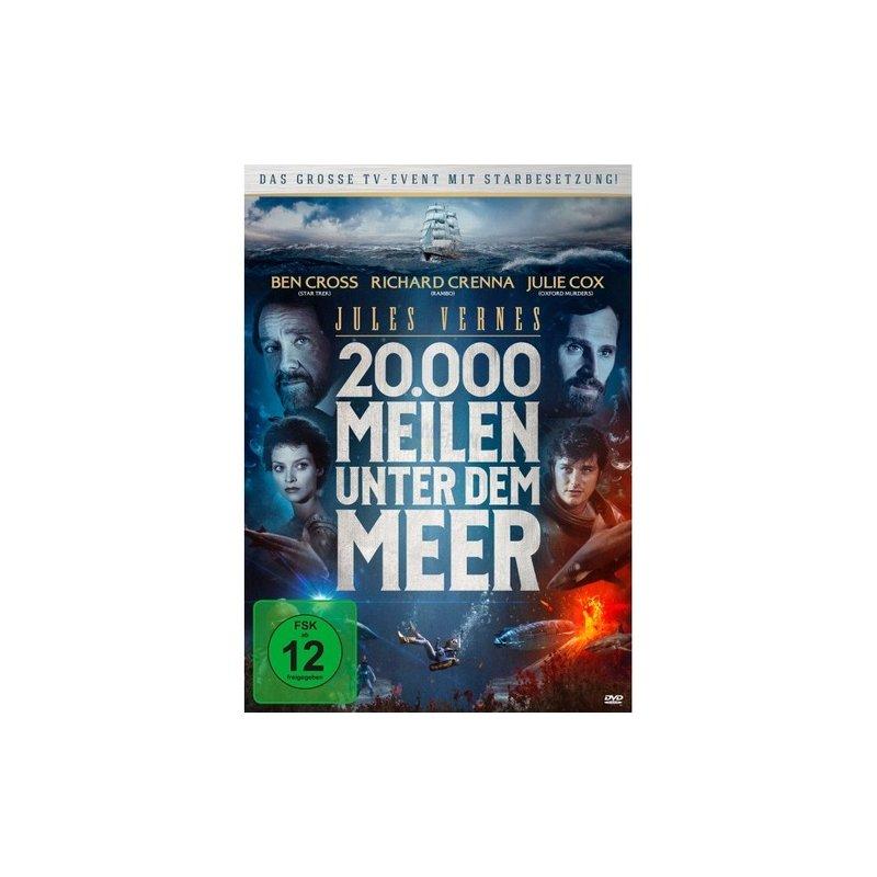 Jules Verne 20000 Meilen Unter Dem Meer
