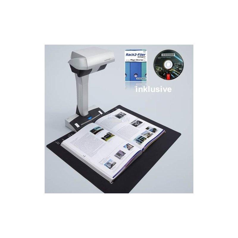 Fujitsu Scansnap SV600 A3 Overhead USB Scanner WIN|MAC inkl. Acrobat