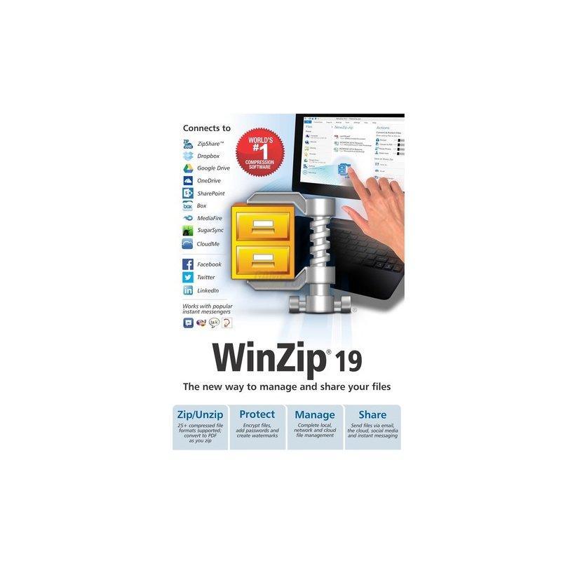 Corel WinZip 19 Standard Vollversion ESD