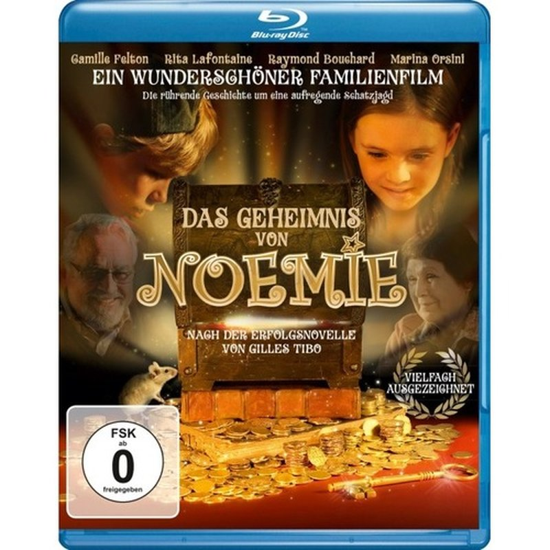 Spirit Media Das Geheimnis von Noemie (Blu-ray)