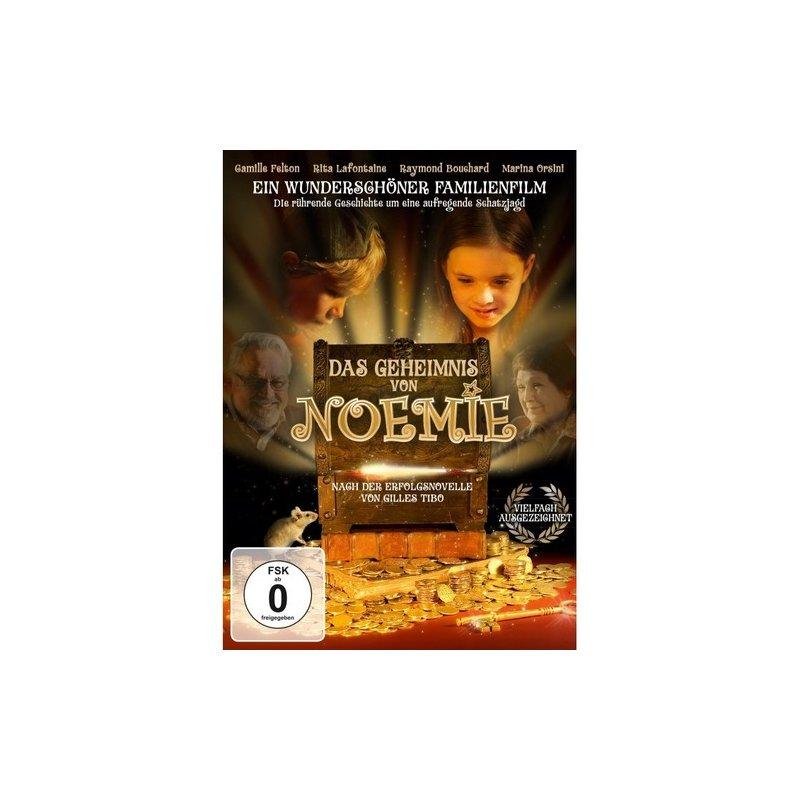 Spirit Media Das Geheimnis von Noemie (DVD)