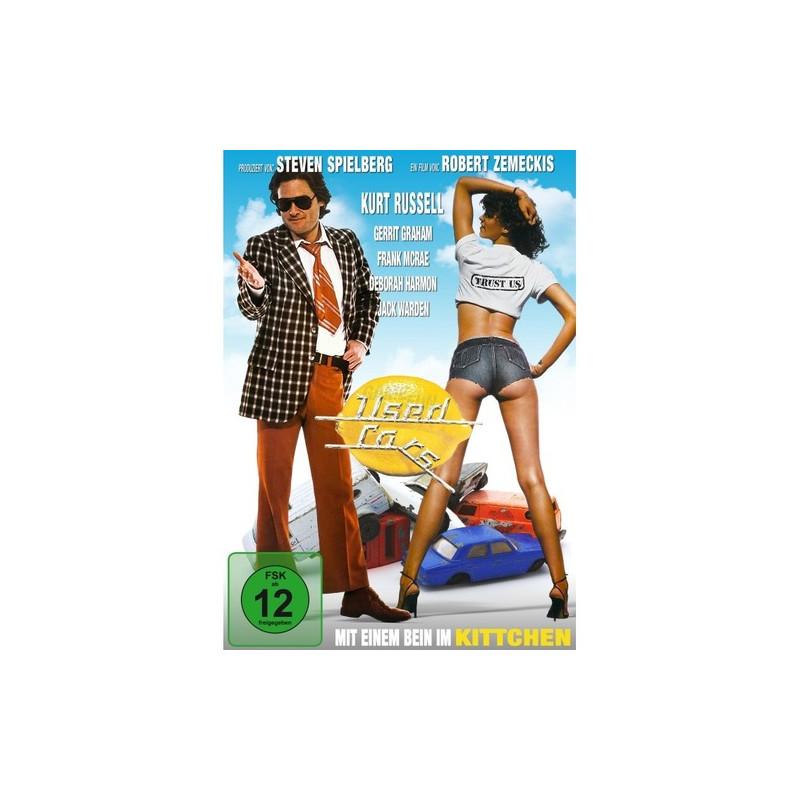 Explosive Media Used Cars - Mit einem Bein im Kittchen (DVD)