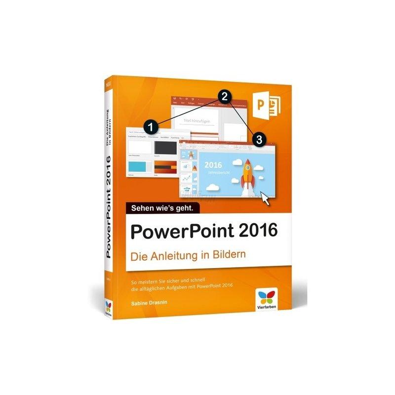 Vierfarben Verlag PowerPoint 2016 Die Anleitung in Bildern