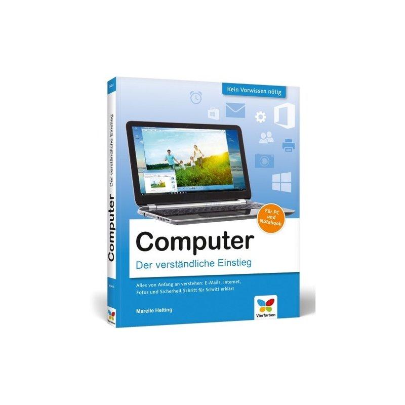 Vierfarben Verlag Computer Der verständliche Ei...