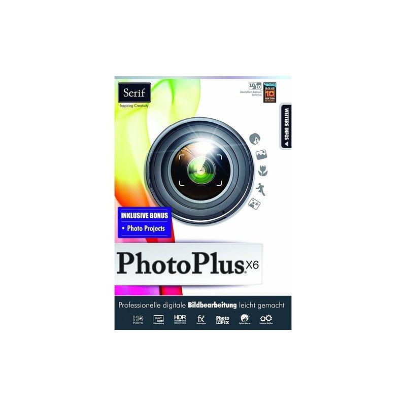 Serif PhotoPlus X6 1 PC Vollversion ESD
