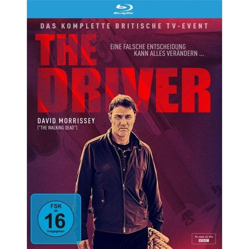 KochMedia The Driver (Blu-ray)