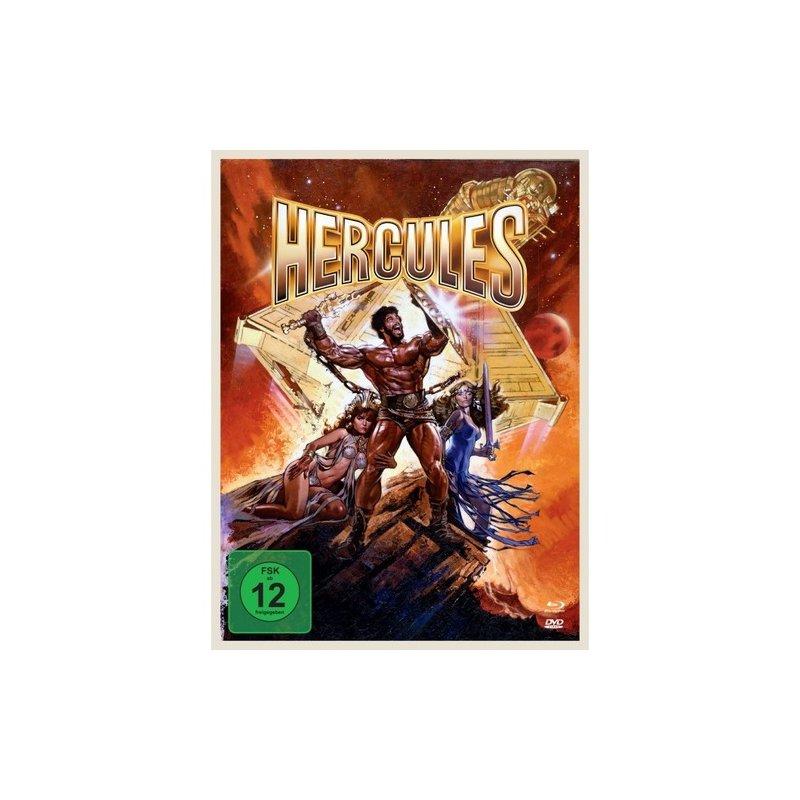 KochMedia Hercules (Mediabook, 1 Blu-ray und 2 DVDs)