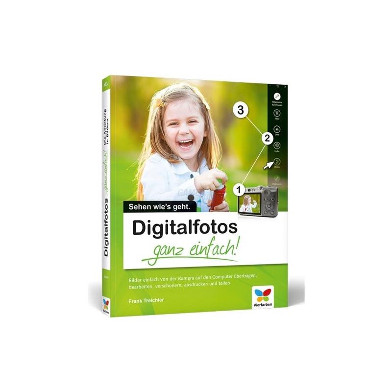 Vierfarben Verlag Digitalfotos - ganz einfach!