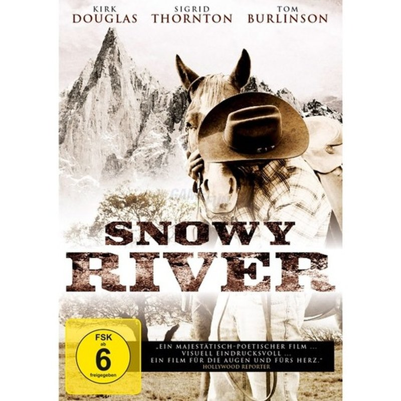 Black Hill Pictures Snowy River (Neuauflage) (DVD)