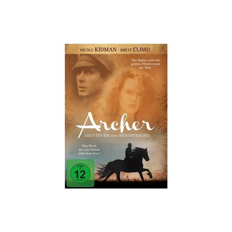 Black Hill Pictures Archer - Abenteuer eines Rennpferdes (DVD)