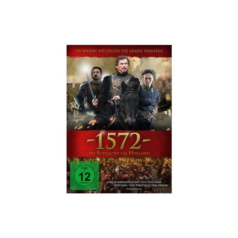 Black Hill Pictures 1572 - Die Schlacht um Holland (DVD)