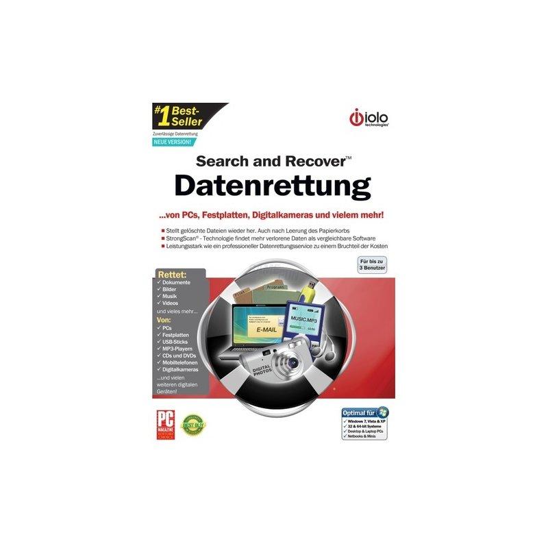 IOLO Search & Recover - Datenrettung Vollversio...