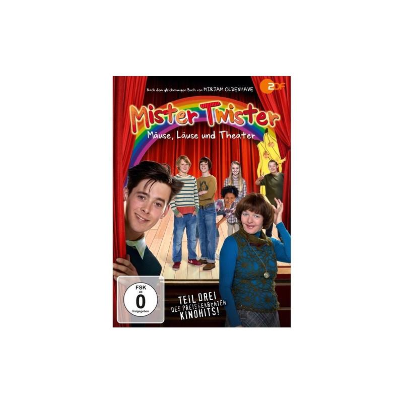Spirit Media Mister Twister - Mäuse, Läuse und Theater (DVD)