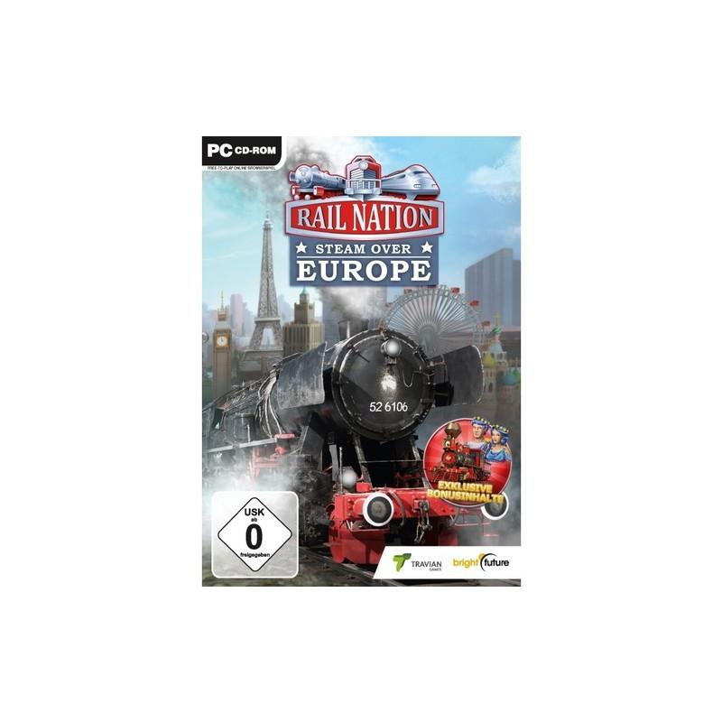 KochMedia Rail Nation - Steam over Europe (PC)