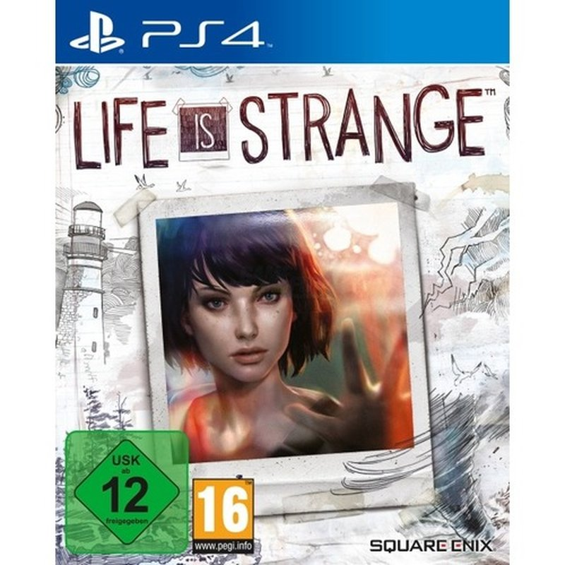 SquareEnix Life is Strange (PS4) Englisch