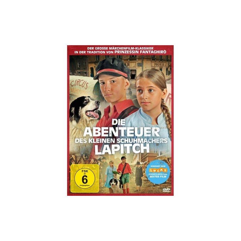 KochMedia Die Abenteuer des kleinen Schuhmachers Lapitch (DVD)