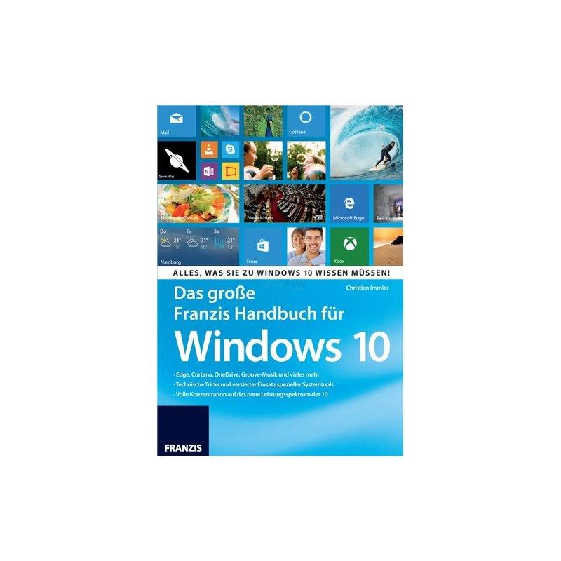 Franzis Verlag Das große Franzis Handbuch für W...