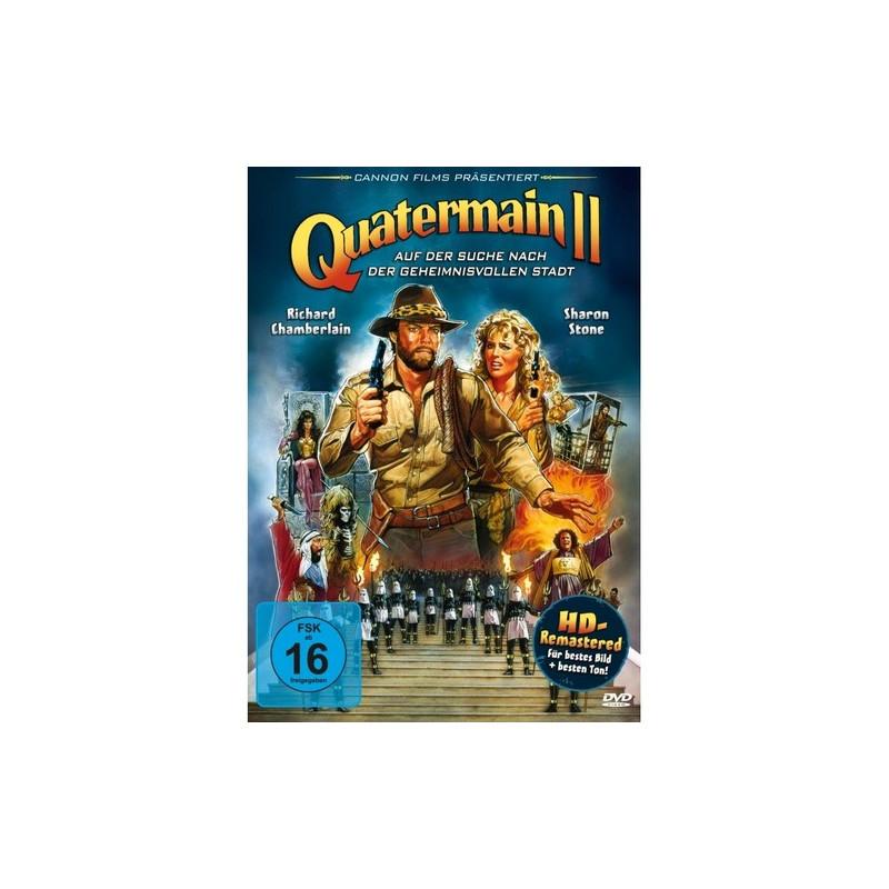 KochMedia Quatermain 2 - Auf der Suche nach der geheimnisvollen Stadt