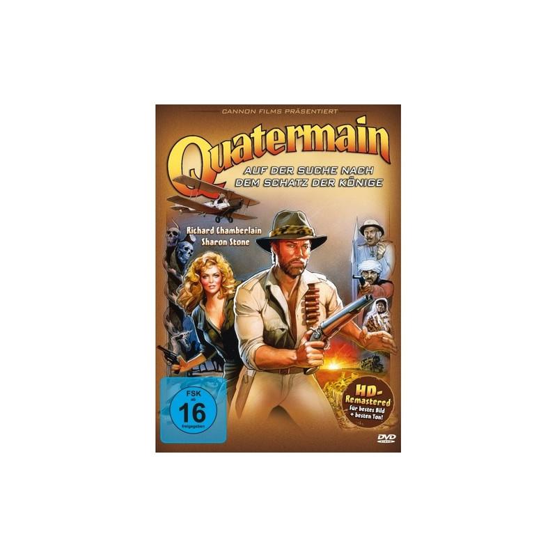 KochMedia Quatermain - Auf der Suche nach dem Schatz der Könige (DVD)