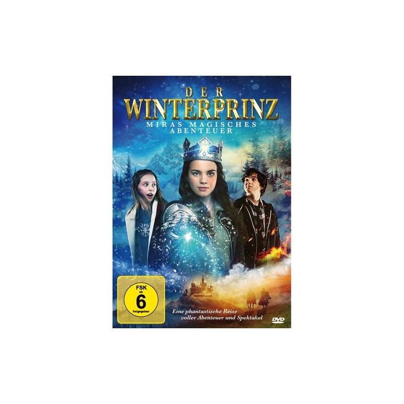 KochMedia Der Winterprinz - Miras magisches Abenteuer (DVD)
