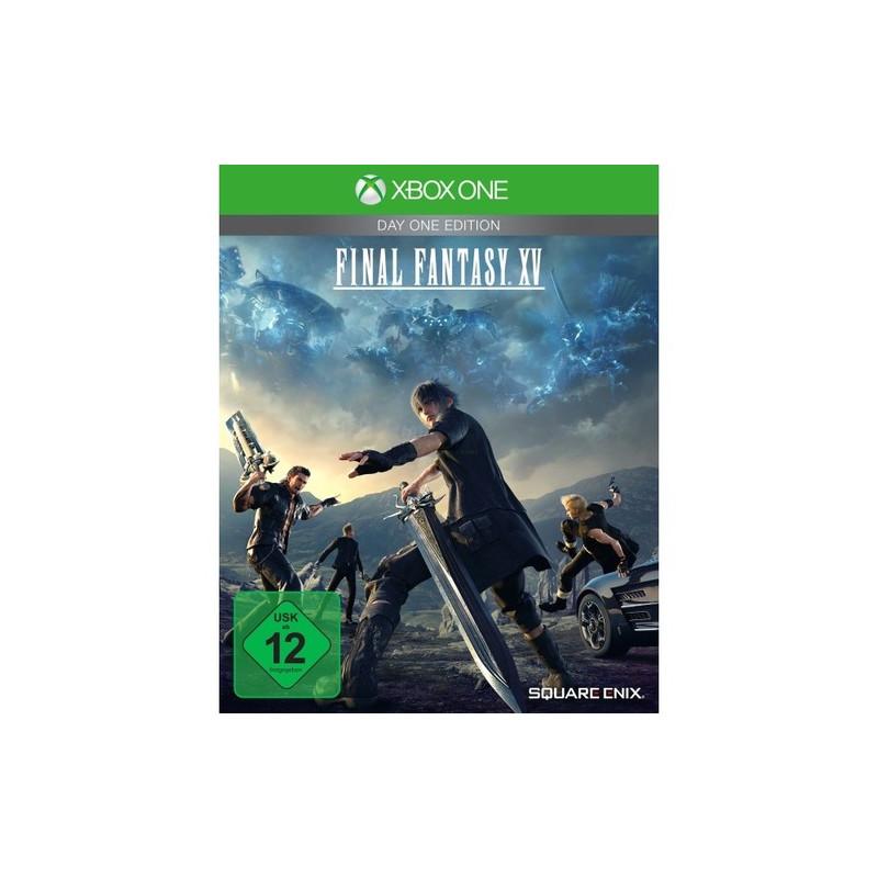 SquareEnix Final Fantasy XV Day One Edition (XONE)