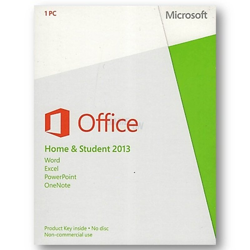 Microsoft Office Home and Student 2013 (EN) 1 P...