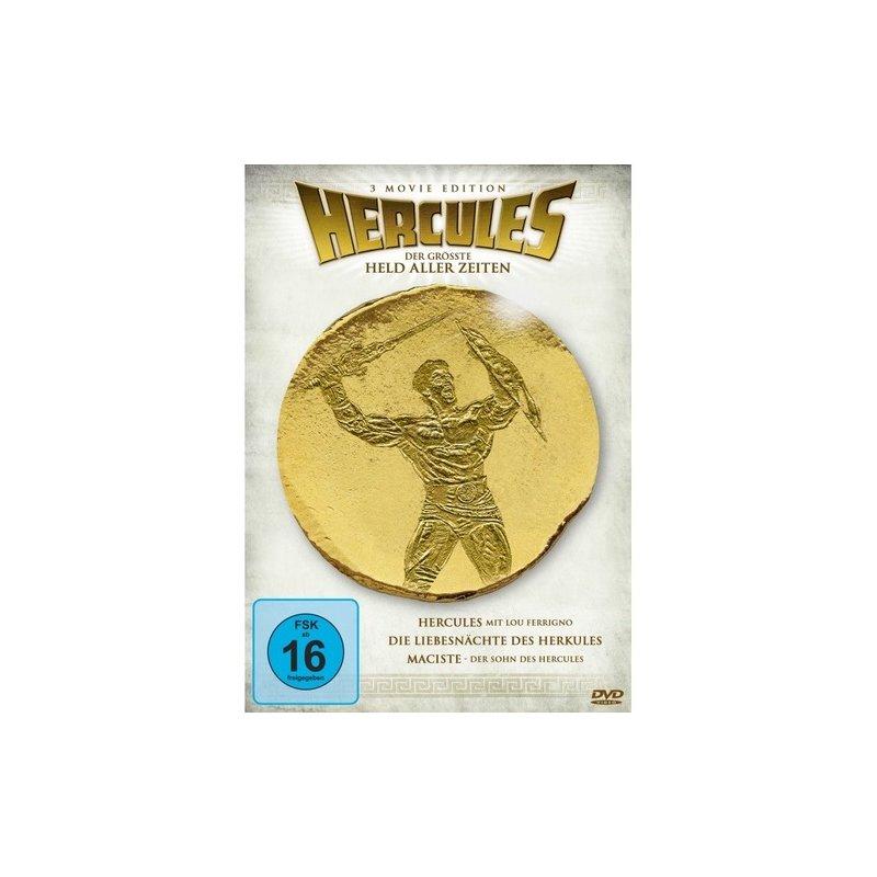 KochMedia Hercules - Der größte Held aller Zeiten (3 DVDs)