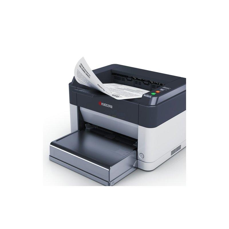 KYOCERA FS-1061DN SW A4 1200 dpi USB LAN 25 ppm 3 Jahre DUPLEX