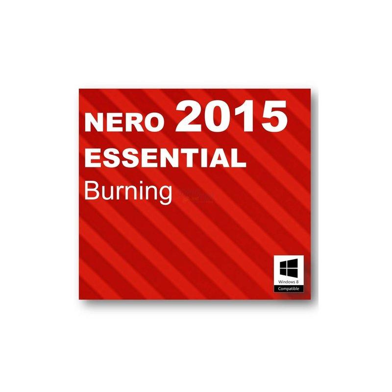 Nero AG Nero 2015 Essential Burning Vollversion OEM