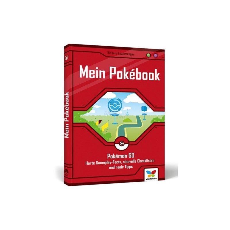 Vierfarben Verlag Mein Pokébook