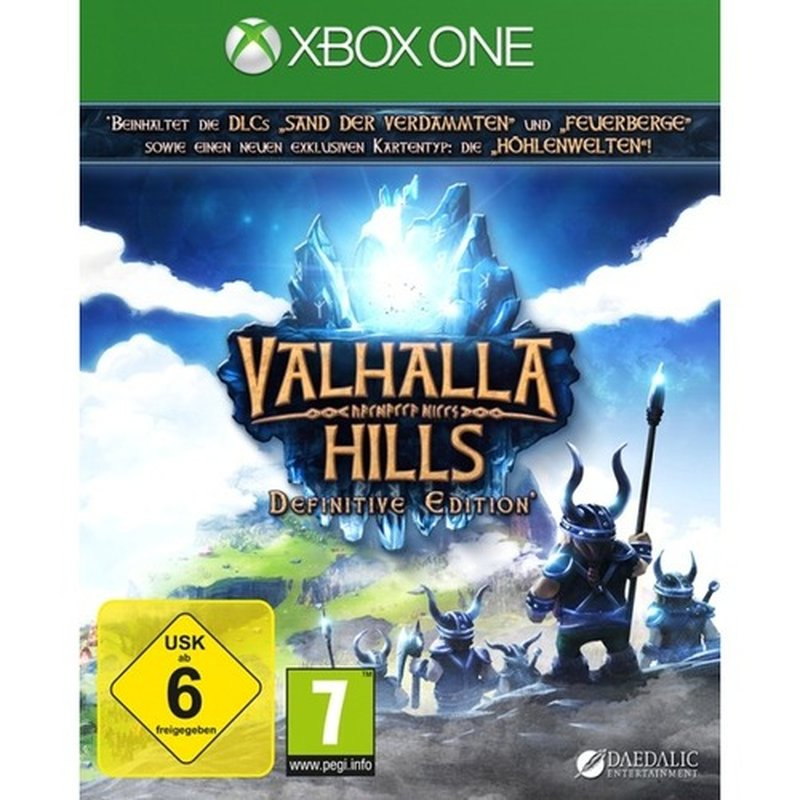 Kalypso Valhalla Hills - Definitive Edition (XONE)