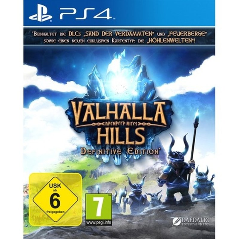 Kalypso Valhalla Hills - Definitive Edition (PS4)