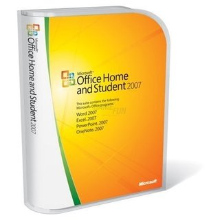 Microsoft Office Home & Student 2007 englisch 3 PCs Vollversion Retail