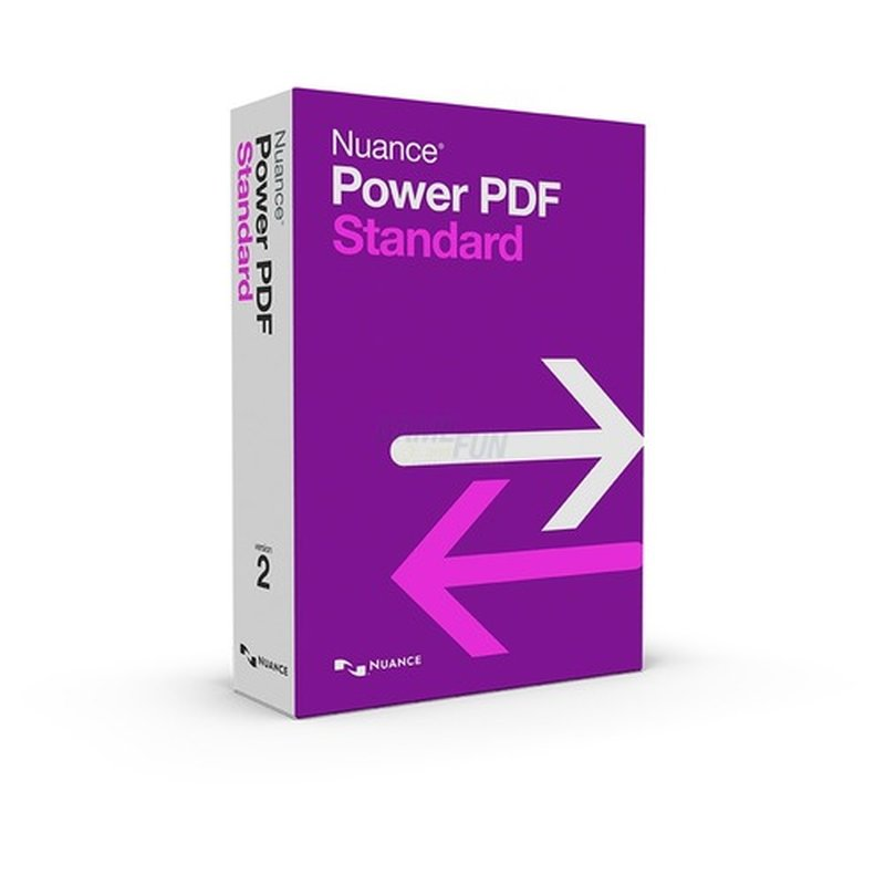 Nuance Power PDF Standard 2.0 Vollversion MiniBox