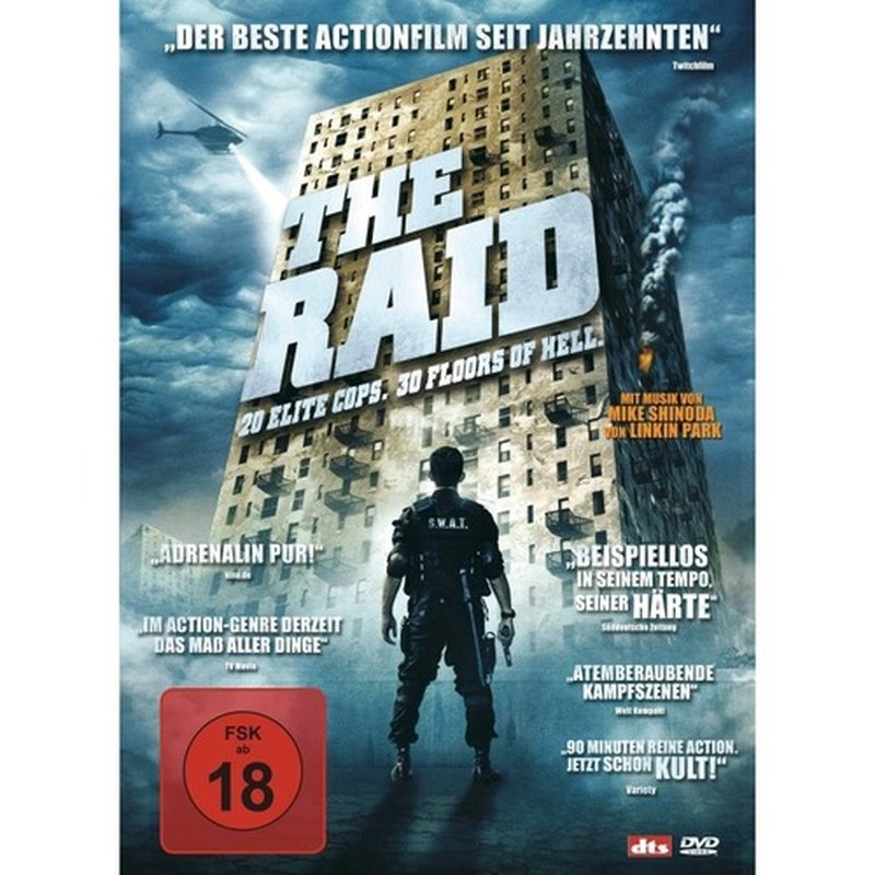 KochMedia The Raid (DVD)