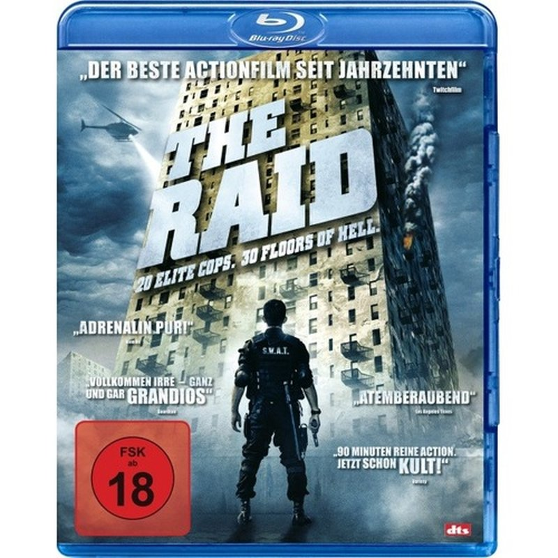 KochMedia The Raid (Blu-ray)