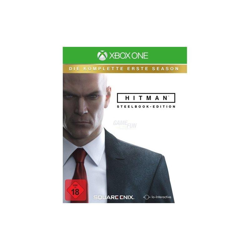 SquareEnix HITMAN: Die komplette erste Season - Day One Edition (XONE)