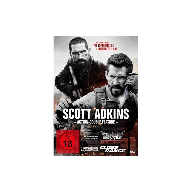 Black Hill Pictures Scott Adkins - Action - Double Feature (2 DVDs)