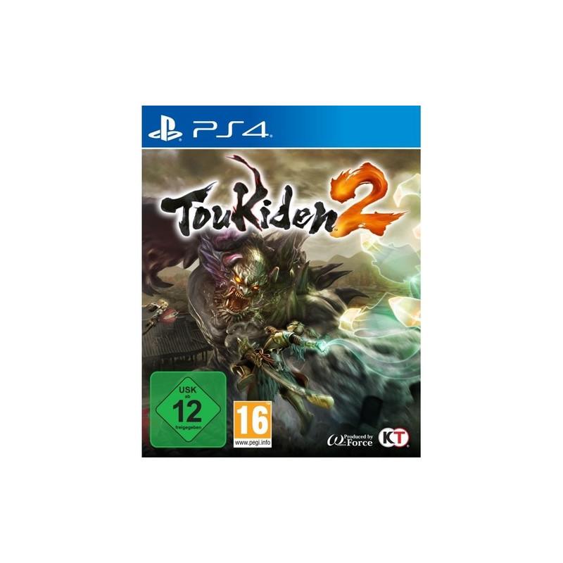 Tecmo Koei Toukiden 2 (PS4) Japanisch