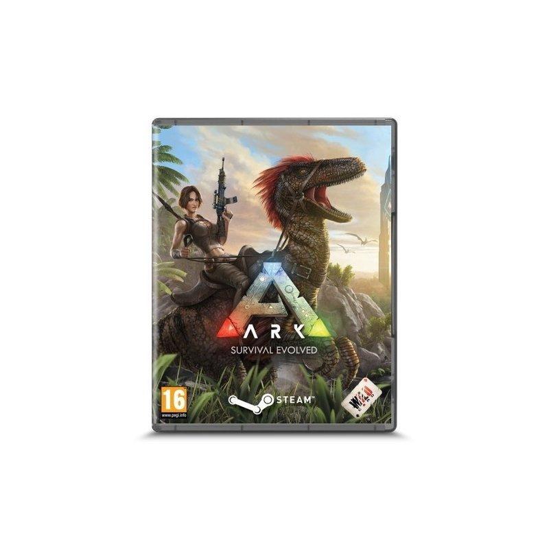 Studio Wildcard ARK: Survival Evolved (PC) Englisch