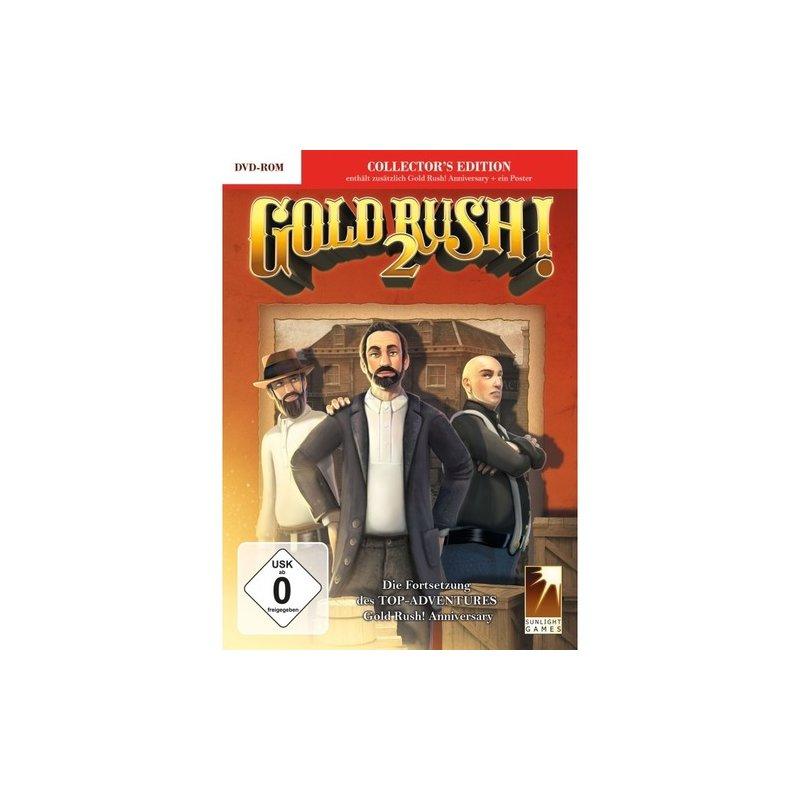 Rokapublish Gold Rush! 2 - Collector´s Edition (PC)