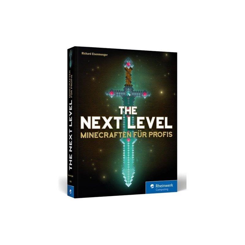 Vierfarben Verlag The next Level - Minecraften für Profis