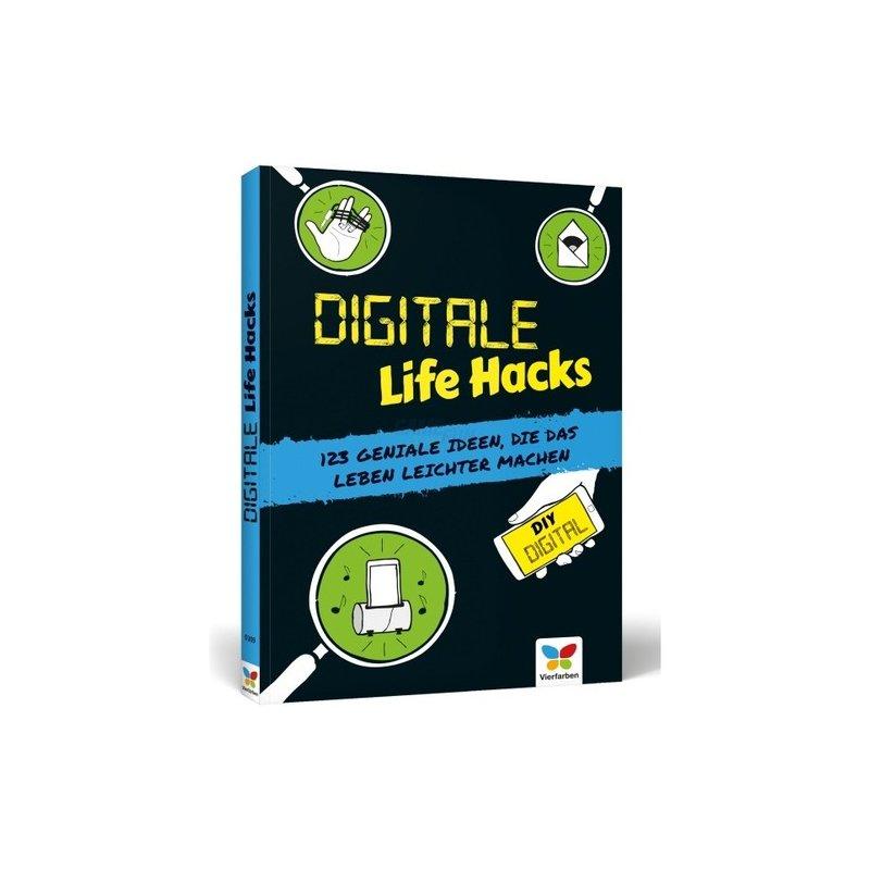 Vierfarben Verlag Digitale Life Hacks - 123 geniale Ideen, die das Leben leich