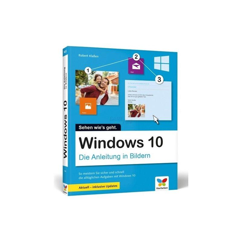 Vierfarben Verlag Windows 10 - Die Anleitung in Bildern